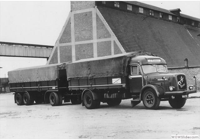 1954 - ein weiterer Henschel
