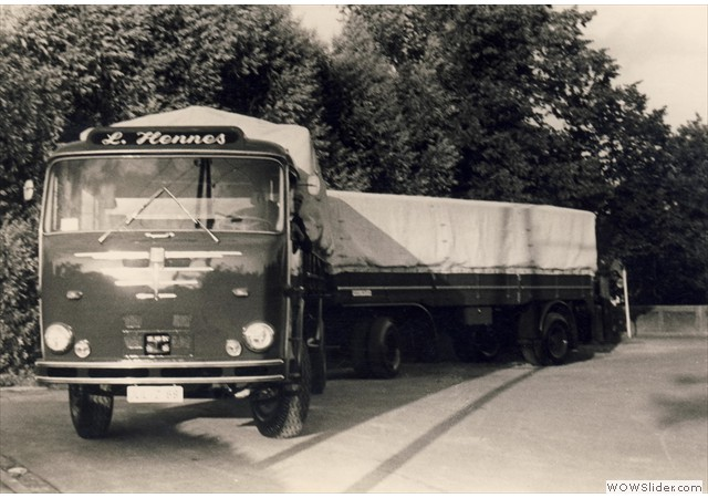 1963 Ein Neuer Büssing